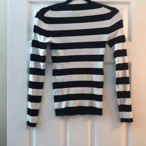 Michael Kors Sweaters - 🗯Michael Kors🗯Crew Neck Striped sweater